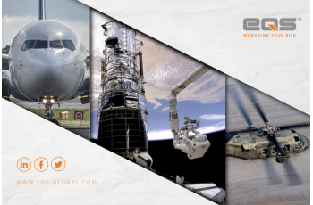 EQS strengthens its position in the Aeronautics, Space and Defense market